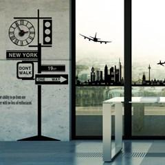 jkc050-뉴욕 타임st_그래픽시계