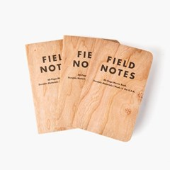 [FIELD NOTES] CHERRY GRAPH - 3 PACKS