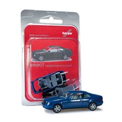 [미니키트]1/87 Mercedes-Benz CLK Coupe (HE012546BL) 조립식