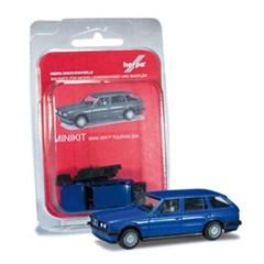 [미니키트]1/87 BMW 3er(E30) Touring (HE012737BL) 조립식