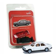 [미니키트]1/87 Mercedes-Benz 190 E (HE340717WH) 조립식