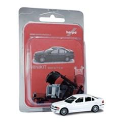 [미니키트]1/87 BMW 3er(E46) Limousine (HE342568WH) 조립식
