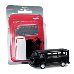 [미니키트]1/87 Mercedes-Benz 100 D Bus (HE342780BK) 조립식