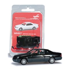 [미니키트]1/87 Mercedes-Benz 600 SEC (HE343169BK) 조립식