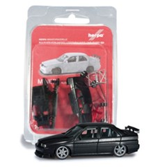 [미니키트]1/87 Alfa Romeo 155 racing car (HE343190BK) 조립식