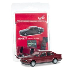 [미니키트]1/87 BMW 5er(E34) Limousine (HE364539MR) 조립식