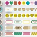 petit gift v2 - Roll sticker