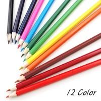 틴케이스 색연필 12색