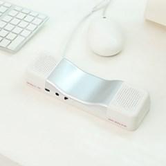 [위드조이]스피커형 마우스 손목보호패드