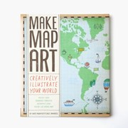 Make Map Art