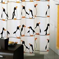 펭귄(Pinguini) PEVA 샤워커튼