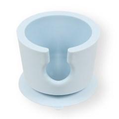 아름다운 욕실공간 심플 디자인 강력흡착 다용도 위생 면도기 홀더