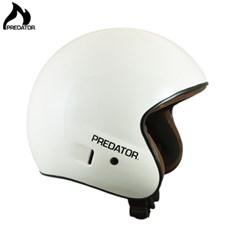 [PREDATOR] DH6-OF HELMET (Gloss Vintage White)_(2058954)