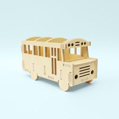 [Bezit] SCHOOL BUS multi-storage(다용도 수납)