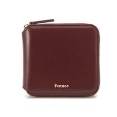 Fennec Zipper Wallet 007 Wine