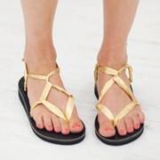 Strap_Gold Shimmer