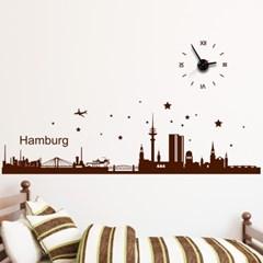 jkc074-꿈꾸는 도시_그래픽시계