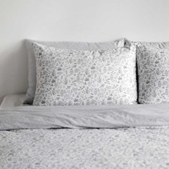 Bedding set (cotton) - 07 Nature Q(퀸)