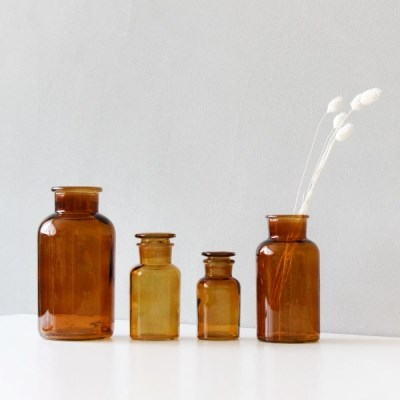 갈색 시약병(125ml )
