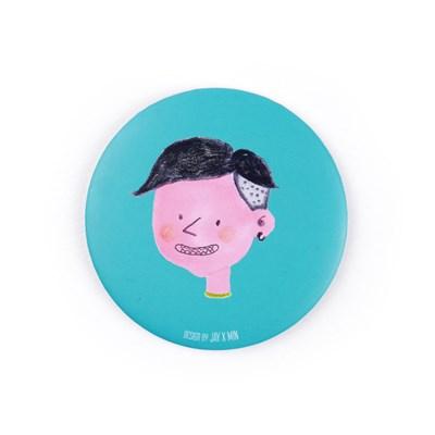 영맨 손거울