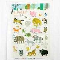 NC/ 1컷/ 알파벳/ Full_HR] 썸띵인마이하우스 2탄_ Alphabet animals