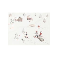 [Red Cap Cards] Snow Shoes