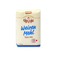 [독일/바우크]유기농밀가루T550(강력분/빵용/1kg) no.4680