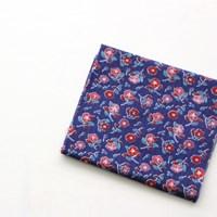 NSCR/ 1마/ 코튼] #10 American Blue Flower Cotton_베베네 빈티지