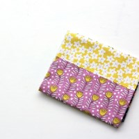 NSCR/ 1마/ 코튼] #11 Stripe Patch Cotton_베베네 빈티지
