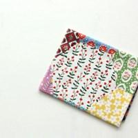 NSCR/ 1마/ 코튼] #13 Hexagon Patch Cotton_베베네 빈티지