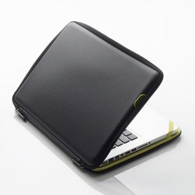 바투카 3D 큐브 노트북 파우치 15.6[A] - 블랙