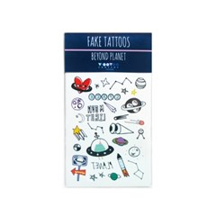 FAKE TATTOOS- Beyond planet