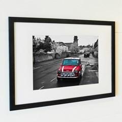 FA008-영국 런던 자동차 미니