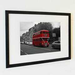 FA009-영국 브리티시 이층버스