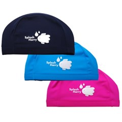 [아동수영모자] Swim Cap Splash Harry Large_3color