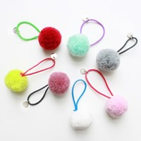 PomPom hairband(L) 3pcs