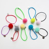 PomPom hairband(S) 3pcs