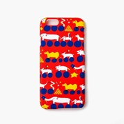 [아이폰6/6S] AIUEO iPhone Case - animal bike RD