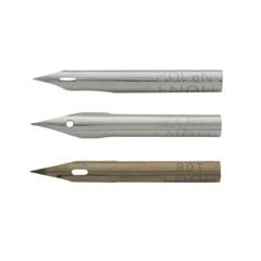 스피드볼 크로우 퀼펜 홀더 전용 펜촉 (102,107,108)