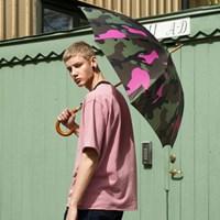 North Umbrella camo pink aaa010