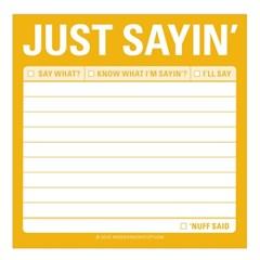 Sticky Note-Just Sayin' (그냥 하는 말이야)