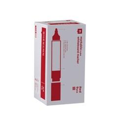 화이트보드마카 빨강 9P박스(일반)