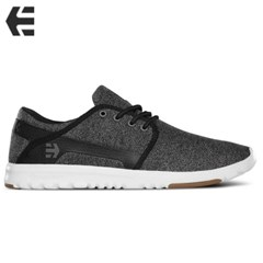 [ETNIES] SCOUT (BLACK/WHITE)_(2133046)