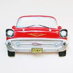 57 Chevy 벨에어 레진 후크