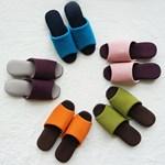 오픈홈슬리퍼-3cm굽여성or남성5가지색상