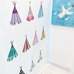 Tipi Curtain