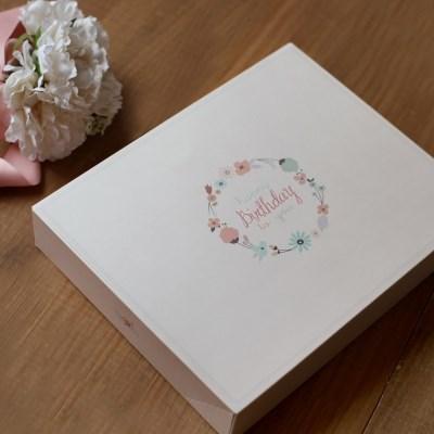 디비디 홈 박스 - Wreath (Large)