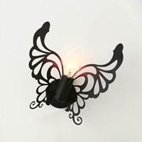스틸나비 벽등 LED전구가능_(603398)