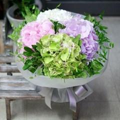 [꽃다발] 여름 고백