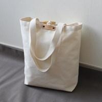 Canvas Toggle Bag